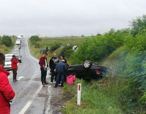 Încă o tragedie pe DN13, între Rotbav și Măireuș
