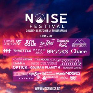 Prima ediție Noise Festival, în Poiana Brașov