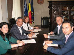 A fost semnat contractul pentru etapa a III-a la execuția Aeroportului