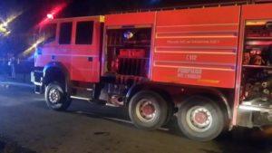 Explozie puternică în cartierul Tractorul