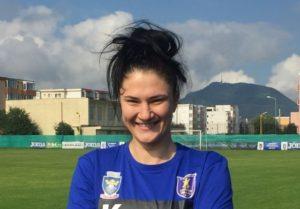 Handbal: Ekaterina Vetkova s-a alăturat echipei Corona la antrenamente
