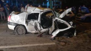 Accident grav pe strada 13 Decembrie. O femeie a murit