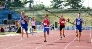 Atletism: Iulian Staicu (CS Țara Bârsei) și Andreea Necșoiu (CSM Brașov), campioni ai României