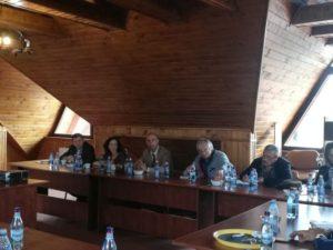 Dezbatere cu antreprenori din orașul Râșnov