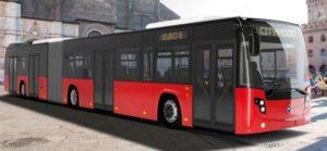 Autobuze italiene pentru RATBV SA Braşov