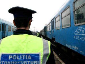 Ultima oră! Un bărbat s-a aruncat sub roțile trenului