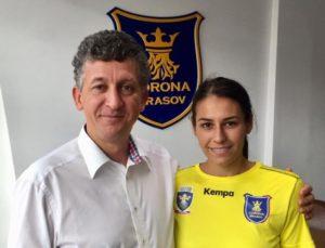 Corona a transferat-o pe Andreea Pătuleanu