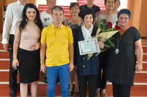 Fosta mare handbalistă, Irene Oancea a devenit cetăţean de onoare al Braşovului