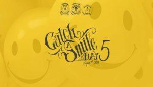Catch a Smile Day, ziua în care brașovenii primesc zâmbete