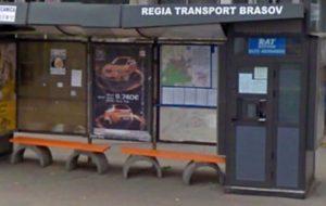Două noi staţii RATBV, un sens giratoriu și o trecere de pietoni, în Poiana Brașov