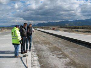 Aeroportul Brașov: calea de rulare Alfa va fi gata în această săptămână!