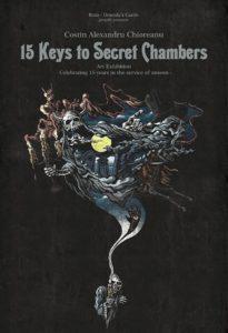 """Castelul Bran într-o nouă formă prin expoziţia """"15 Keys to Secret Chambers"""""""