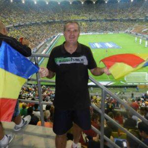 Fotbalistul brașovean Adrian Drăgănoiu are nevoie de noi!