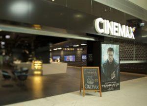 AFI Brașov va găzdui al doilea CINEMAX din România