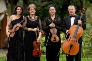 Recital Cameral Gaudeamus Quartet la Sala Patria
