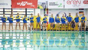 Poloiştii de la Corona Sportul Studenţesc încep lupta pentru bronzul campionatului