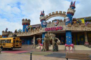 Superland te invită la cea mai tare petrecere de Halloween pentru copii