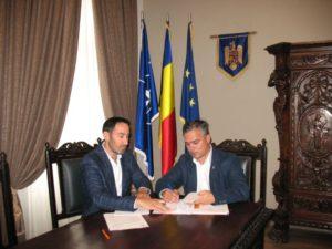 S-a semnat contractul pentru modernizarea drumului Prinţului Charles