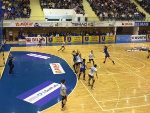 Handbal: Corona Brașov, victorie clară în prima etapă a Ligii Naționale