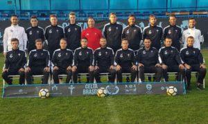 CS COLȚEA 1920 și-a stabilit programul iernii. Dinamo, Ludogorets Razgrad și Sepsi printre adversarii din amicale!