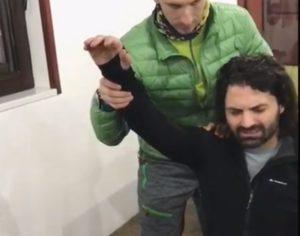 Pepe s-a accidentat pe pârtie. Vedeta a căzut cu placa şi şi-a dislocat umărul