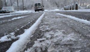 ANM a emis o atenţionare de vreme severă la Braşov