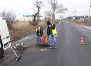 Lucrări pe DN 73! Trafic restricţionat în zonă (FOTO)