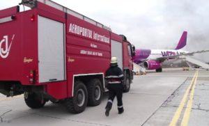 Licitaţie pentru autospecialele necesare Aeroportului