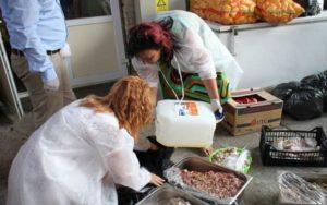 Recomandări ANSVSA pentru evitarea apariţiei toxiinfecţiilor alimentare în perioadele cu temperaturi ridicate