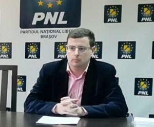 """PNL Brașov lansează campania """"Nu lăsa banii tăi în bugetul lui Dragnea!"""""""