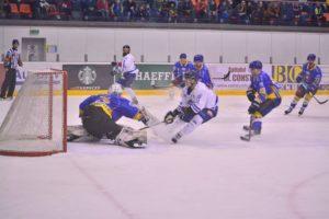HOCHEI: Corona Brașov egalează pe ACSH Gheorgheni în sferturile de finală ale Campionatului Național