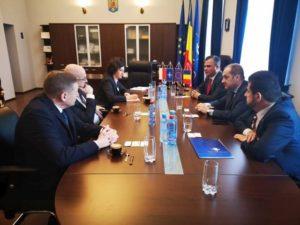 Primul consulat onorific al Poloniei în România va fi deschis la Braşov
