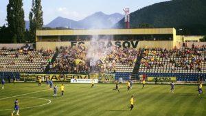 Weekend aglomerat pentru echipele de fotbal din județul Brașov