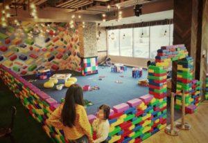 Brick Land, cel mai mare spațiu de joacă cu peste 20.000 de piese LEGO
