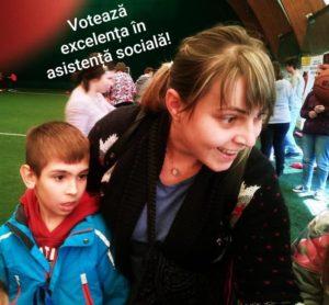Laura Bărbulescu, nominalizarea Fundației Rafael la Gala Națională pentru Excelență în Asistență Socială