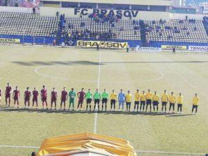 FOTBAL: ACS SR Brașov a rămas fără antrenor!