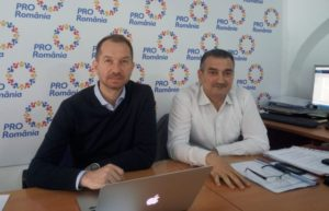 ÎN DIRECT Mihai Sturzu, locul 9 pe lista PRO România la europarlamentare
