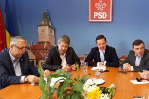 S-au limpezit apele în PSD Brașov?
