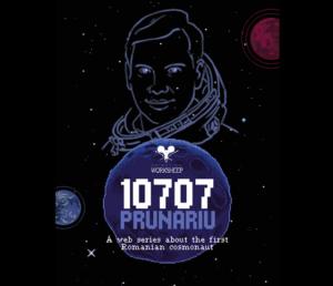 Dumitru Prunariu, personaj într-un serial animat
