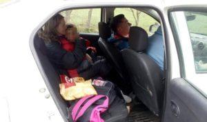 Mama şi copilul, dispăruţi în pădurea de lângă Zizin au fost găsiţi