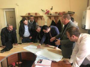 """Proiectul """"Canalizare Dumbrăviţa și Vlădeni"""" a ajuns în faza finală"""