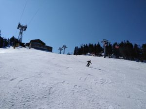 VIDEO – Sezonul de schi s-a încheiat! Peste 2 milioane de treceri prin turnichete, în Poiana Braşov