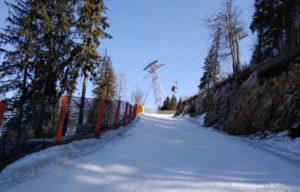 Ultimele zile în care se poate schia în condiții excelente, în Poiana Brașov (FOTO)