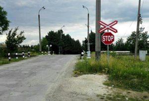 Circulație închisă, pentru lucrări, la trecerea la nivel cu cale ferată din Ghimbav