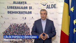 VIDEO Tăriceanu: Votează ALDE pentru o Europă care să respecte România!