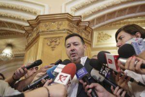 PSD-istul Rădulescu, taxat de un poliţist brașovean, după ce a spus că bugetarilor trebuie să le fie luate salariile înapoi