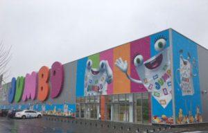 Retailerul grec de jucării și decorațiuni Jumbo deschide anul acesta magazinul din Brașov