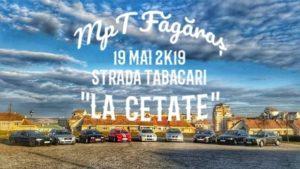Peste 100 de mașini tunate vor face show, la Făgăraș