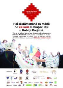 Brașovul celebrează IA în cadrul Festivalului RomânIA Autentică