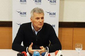 ALDE Brașov îl vrea pe Tăriceanu candidat la Președinție